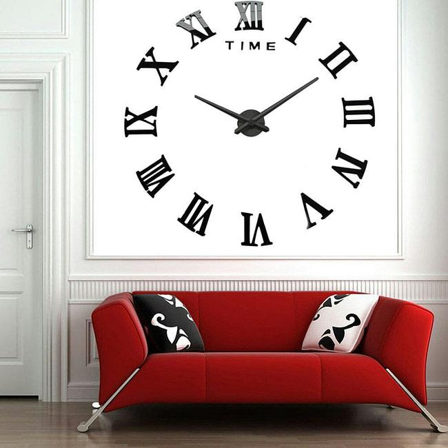 خرید انواع ساعت دیواری ، لیست قیمت ساعت دیواری ، خرید انواع ساعت های دیواری ، ساعت دیواری مدرن مدل k-6 ، فروش ساعت دیواری مدرن
